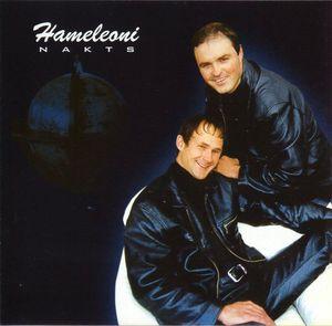 Hameleoni Nakts CD